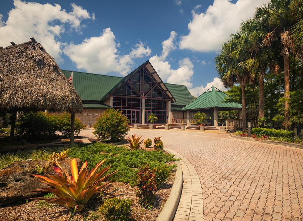 Ah-Tah-Thi-Ki Museum in the Florida Everglades